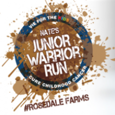 Nate's Junior Warrior Run to Cure Childhood Cancer (Ages 10-18)