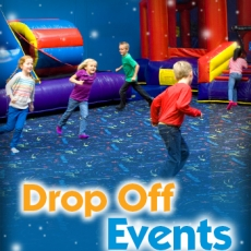 Drop Off Playdate Pump It Up Torrance