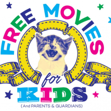 Free Summer Movies for Kids - 4 locations