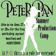 Peter Pan Production Camp