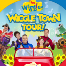 The Wiggles:  Wiggles Town Tour!