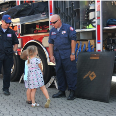 FIRE AND SAFETY DAYS - free admission for fire and police