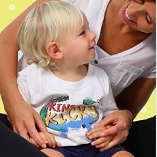 Kinder Kicks-NEW Mommy & Me Class Ages 0-4 yrs