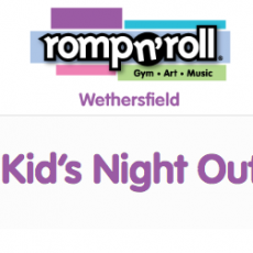 Kid's Night Out! (ages 2-5)
