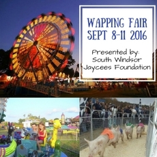 South Windsor Wapping Fair 9/8-9/11