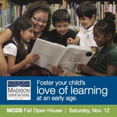MCDS Fall Open House