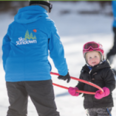 3's on Skis (Ages 3-4)