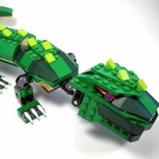 LEGO® Creator: All About Lizards! (Ages 4-14)