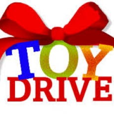 Annual Toy Drive!