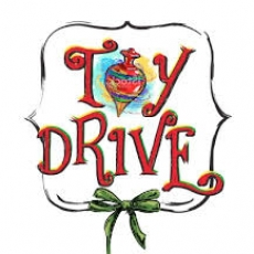 Library Toy Drive at Ocean County Library branches