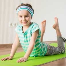 Kids Yoga (ages 4-8), Dec 2 - 30