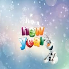 Ring in the New Year with Olaf