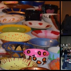 6th Annual Empty Bowls Benefit