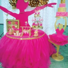 One of a Kind Party by Fabuless Events!
