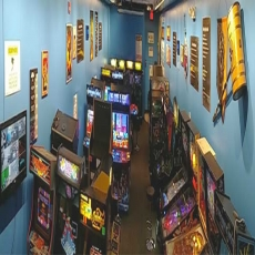 Arcade Birthday Party Package