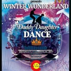 Winter Wonderland Daddy Daughter Dance