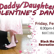 Daddy/Daughter Valentine's Dance