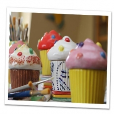 Paint and Bake Ceramics