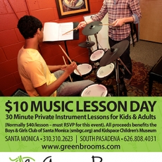 Kidspace Benefit - $10 Lesson Day