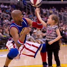 The Original Harlem Globetrotters are coming to LA