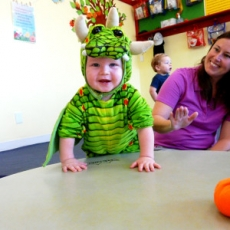 Ages 1 & 2 Toddlers Make Music - Schedule a Complimentary Visit!