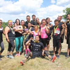 Your First Mud Run 2017