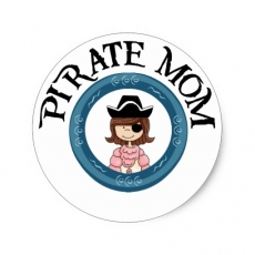 Pirates Have Mothers Too. Mothers and Grandmothers FREE!