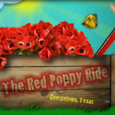 The Red Poppy Bike Ride