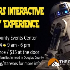 STAR WARS Interactive Family Experience