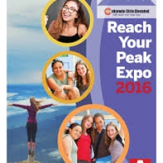 Colorado Girls Elevated Reach Your Peak Expo
