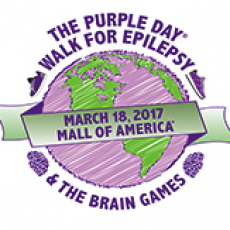 Share 3rd Annual Purple Day® Walk for Epilepsy and Brain Games