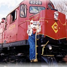 25th Annual Easter Bunny Express
