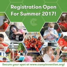 Camp Invention-Launch!