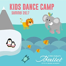 Dance! Jungle, Arctic, Ocean Themes: Ages 4+