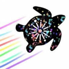Tinted Turtle Trot