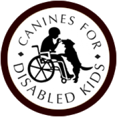 Provide disabled children with service dogs.