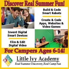 Summer explorers & RealScience! & Express Yourself!