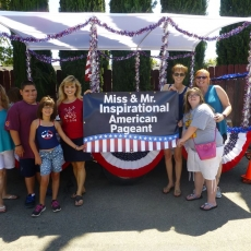 4th Annual Miss & Mr Inspirational American Pageant