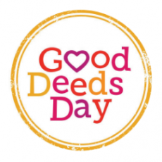 Good Deeds Day: You Can Be a Super Hero!