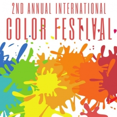2nd Annual International Color Festival