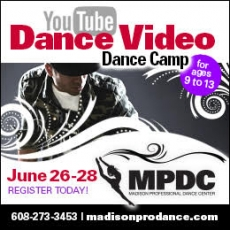 YouTube Dance Video Camp