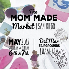 The Mom Made Market at Del Mar Fairgrounds