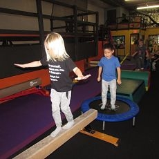 Gymnastics Camps (Daily or Weekly-1/2 or Full Day): Ages 5+
