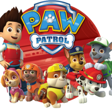 Pawz for Hunger Paw Patrol Party Fundraiser