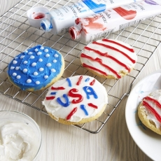Kids Club® Patriotic Cookies