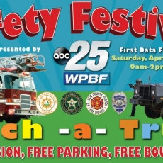 St Lucie County Safety Festival - FREE