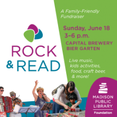 Rock & Read 2017: A Family-Friendly Fundraiser