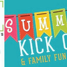 Kick Off The Summer Community Event / Family Movie Night