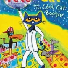Pete the Cat and the Cool Cat Boogie Storytime