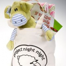 Night Night Packages to homeless children